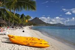 Пляжный отдых на Маврикии