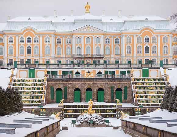Большой императорский дворец фото